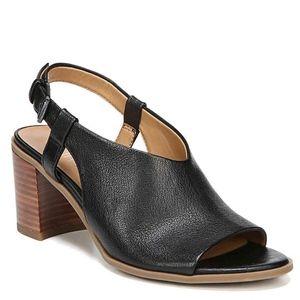 Franco Sarto NWOT Honor Block Heel Sandals sz. 10